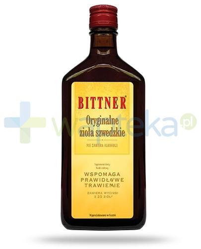 Bittner Oryginalne Zioła Szwedzkie tonik 500 ml