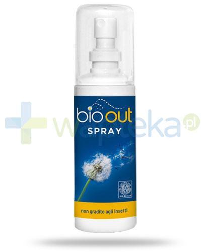 BJOBJ Bio Out spray odstraszający komary 100 ml