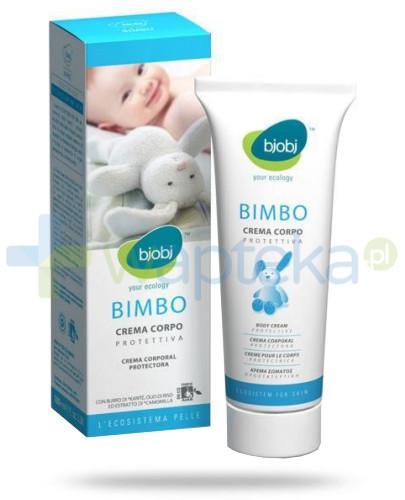 Bjobj Ochronny krem do ciała dla niemowląt i dzieci 100 ml