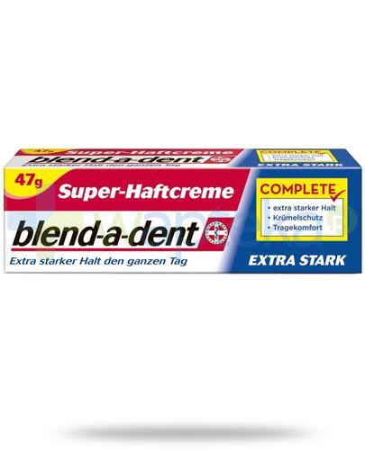 Blend-A-Dent Extra Stark supermocny klej do protez zębowych 70 g