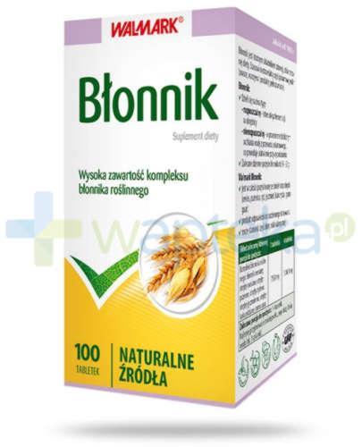 Błonnik Walmark 100 tabletek
