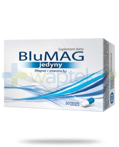 BluMag jedyny 30 kapsułek