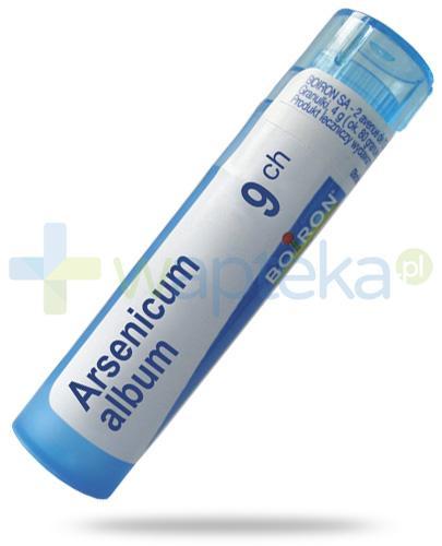 Boiron Arsenicum album 9CH, granulki 4 g