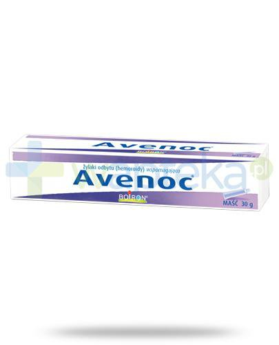 Boiron Avenoc maść 30 g