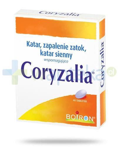 Boiron Coryzalia 40 tabletek