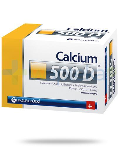 Calcium 500D 60 saszetek