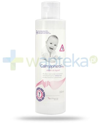 Calmapherol Baby olejek do kąpieli dla dzieci 180 ml
