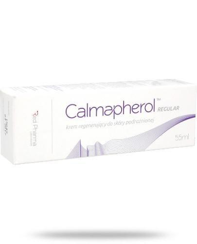 Calmapherol Regular krem regenerujący do skóry podrażnionej 55 ml