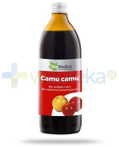 EkaMedica Camu-Camu sok pasteryzowany 500 ml