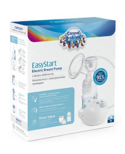 Canpol Babies EasyStart elektryczny laktator dwufazowy 1 sztuka [12/201]