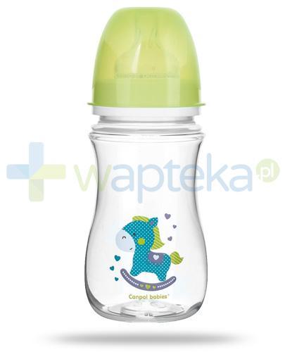 Canpol Babies EasyStart butelka szerokootworowa antykolkowa 240 ml [35/221]