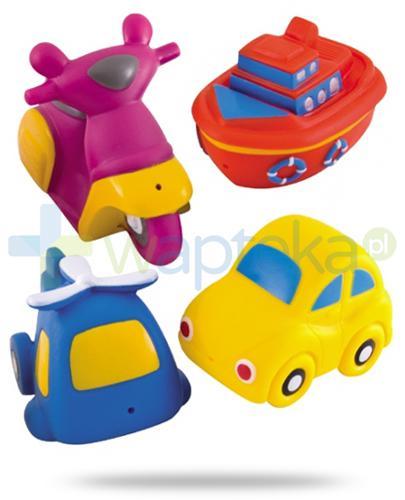 Canpol Babies Transport zabawki do kąpieli 4 sztuki [2/996]