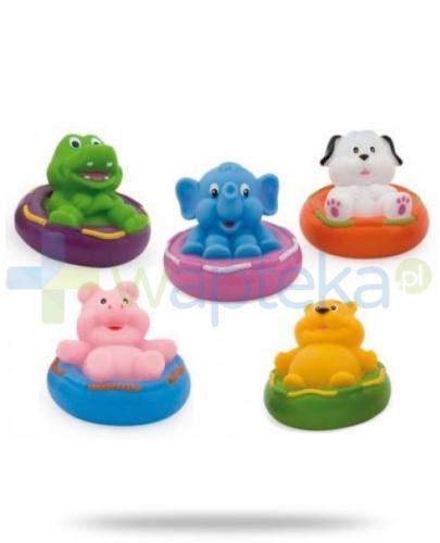 Canpol zabawka do kąpieli zwierzątka na pontonach 1 sztuka [2/994]