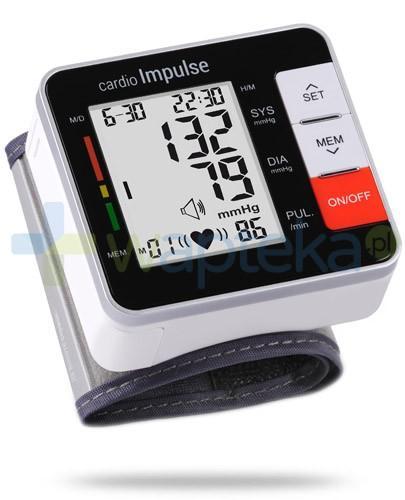 Cardio Impulse Beat ciśnieniomierz automatyczny nadgarstkowy