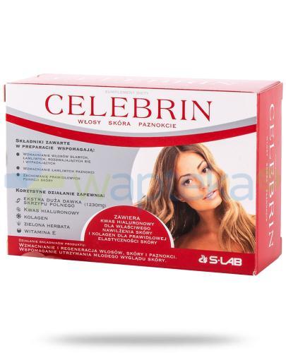 Celebrin włosy skóra paznokcie 60 tabletek