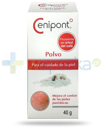 Cenipont Polvo puder przeciw łuszczycy 40 g