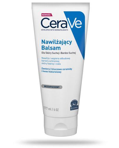 CeraVe nawilżający balsam dla skóry suchej i bardzo suchej 177 ml