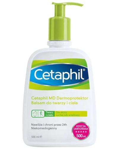 Cetaphil MD Dermoprotektor balsam do twarzy i ciała 500 ml