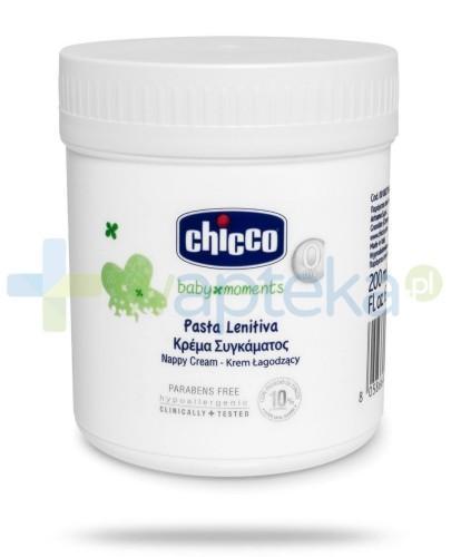 Chicco krem łagodzący przeciw odparzeniom 200 ml