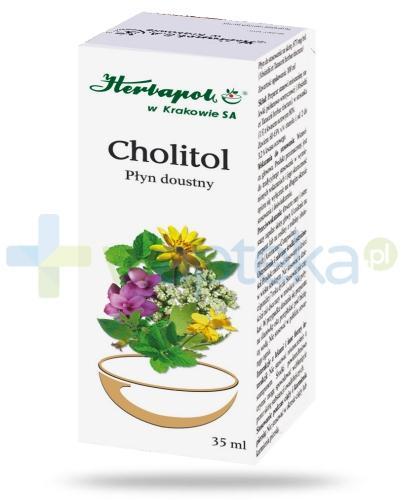 Cholitol płyn doustny 35 g [Data ważności 30-09-2018]