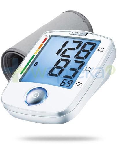 Beurer BM 44 ciśnieniomierz automatyczny naramienny