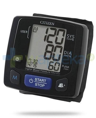 Citizen CH 618 ciśnieniomierz automatyczny nadgarstkowy