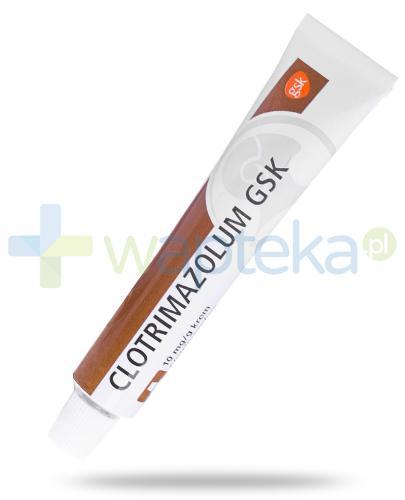 Clotrimazolum GSK 10mg/g, krem 20 g