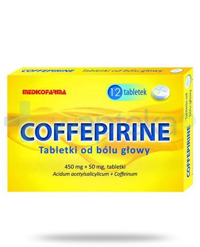 Coffepirine 12 tabletek