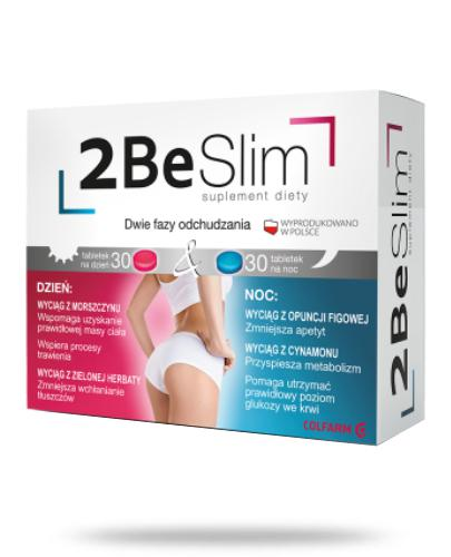 Colfarm 2 Be Slim 60 tabletek