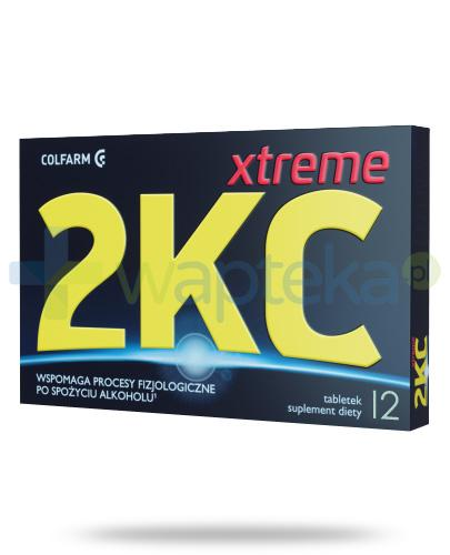 Colfarm 2 KC Xtreme 12 tabletek