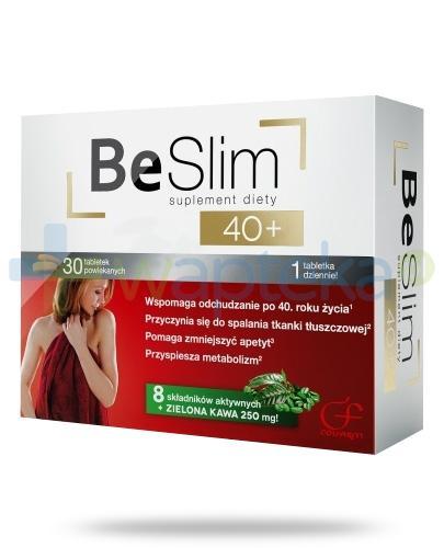 Colfarm Be Slim 40+ 30 tabletek