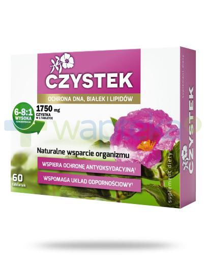Colfarm Czystek 1750mg 60 tabletek