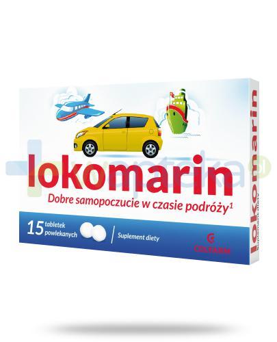 Colfarm Lokomarin 15 tabletek
