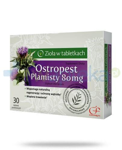 Colfarm ostropest plamisty 30 tabletek