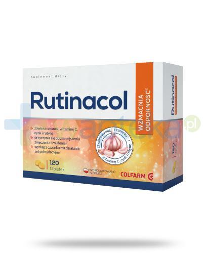 Colfarm Rutinacol 120 tabletek
