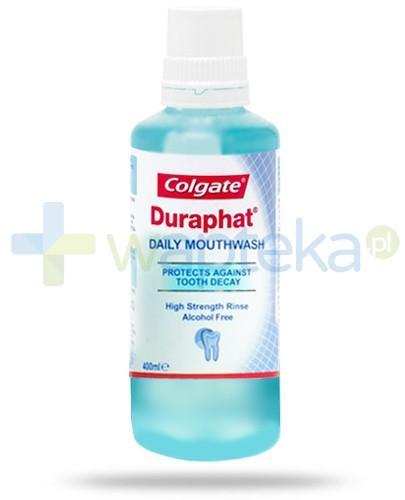 Colgate Duraphat płyn do płukania jamy ustnej 400 ml
