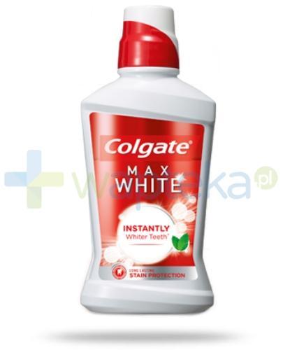 Colgate Max White Natychmiastowo bielsze zęby 500 ml