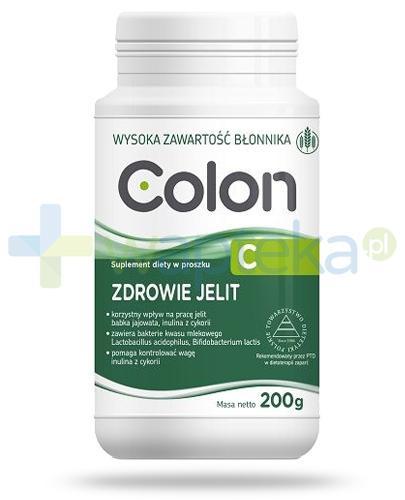 Colon C Zdrowie jelit, proszek 200 g