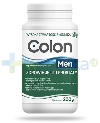 Colon Men Zdrowie jelit i prostaty proszek 200 g