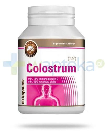 Colostrum LN 60 kapsułek