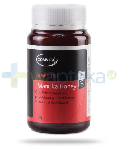 ComVita Manuka Honey UMF 15+ miód manuka 250 g