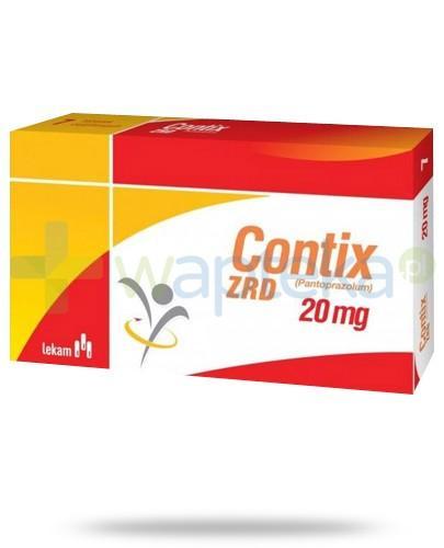Contix ZRD 20mg 7 tabletek - NIELOT
