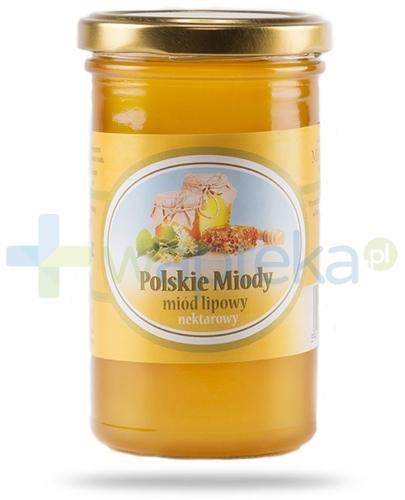 Corpo Polskie Miody miód lipowy nektarowy 350 g