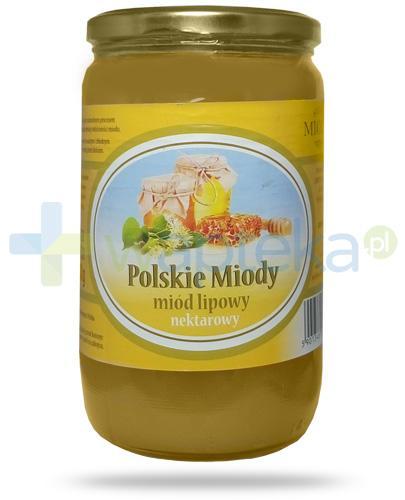 Corpo Polskie Miody miód lipowy nektarowy 900 g