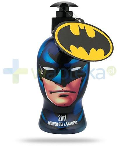 Corsair Batman 2w1 żel pod prysznic i szampon do włosów 300 ml