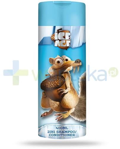 Corsair Epoka lodowcowa 2w1 szampon i odżywka do włosów 400 ml
