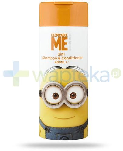 Corsair Minionki 2w1 szampon i odżywka do włosów 400 ml