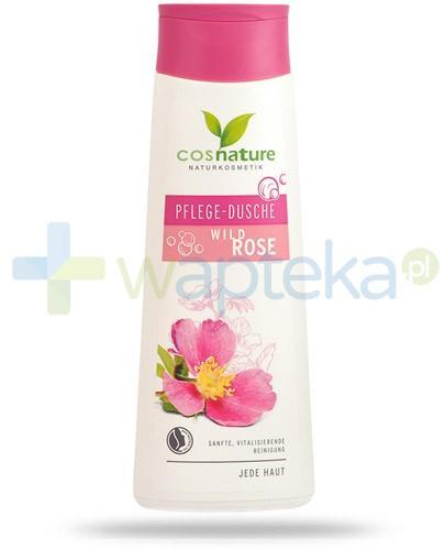 Wild Rose naturalny odżywczy żel pod prysznic z dziką różą 250 ml CosNature