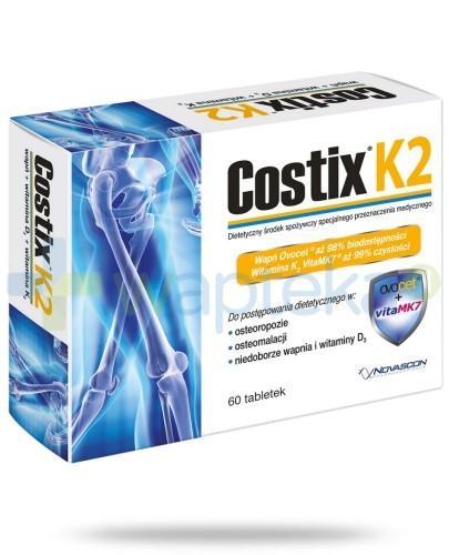 Costix K2 60 tabletek [Data ważności 31-07-2018]