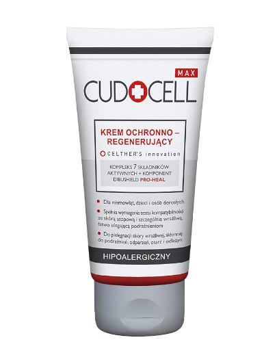 CudoCell Max krem ochronno-regenerujący 80 g